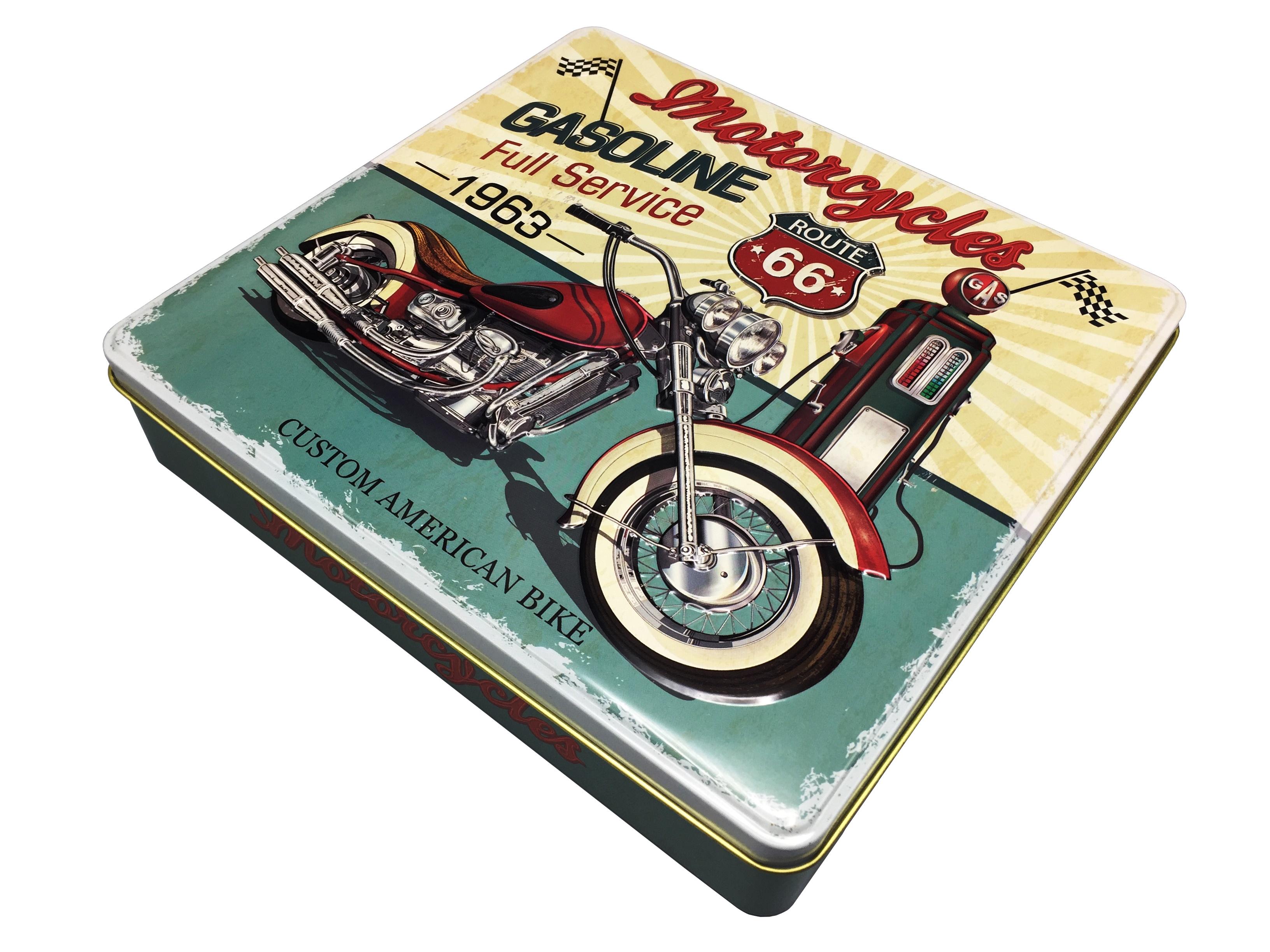 10731 Retrodose Motorcycles Gasoline