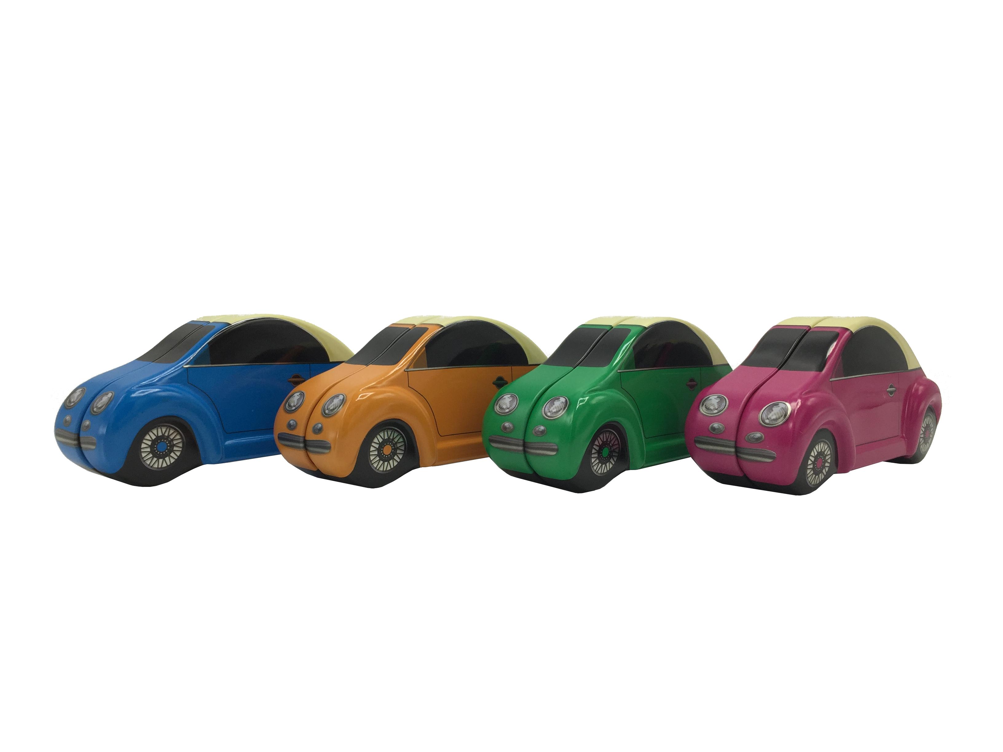 10040 Bubble Car assortita in 4 colori