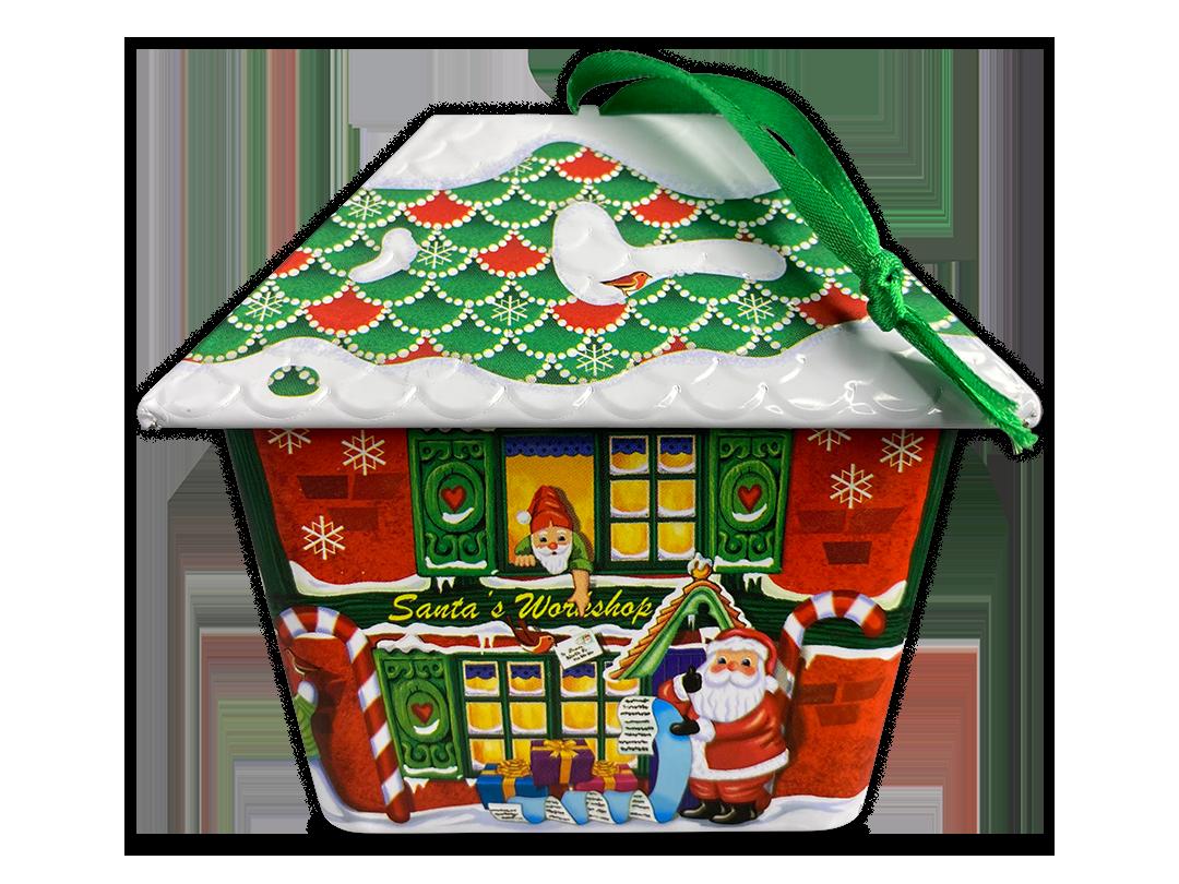 10652 Casetta di Babbo Natale piccola