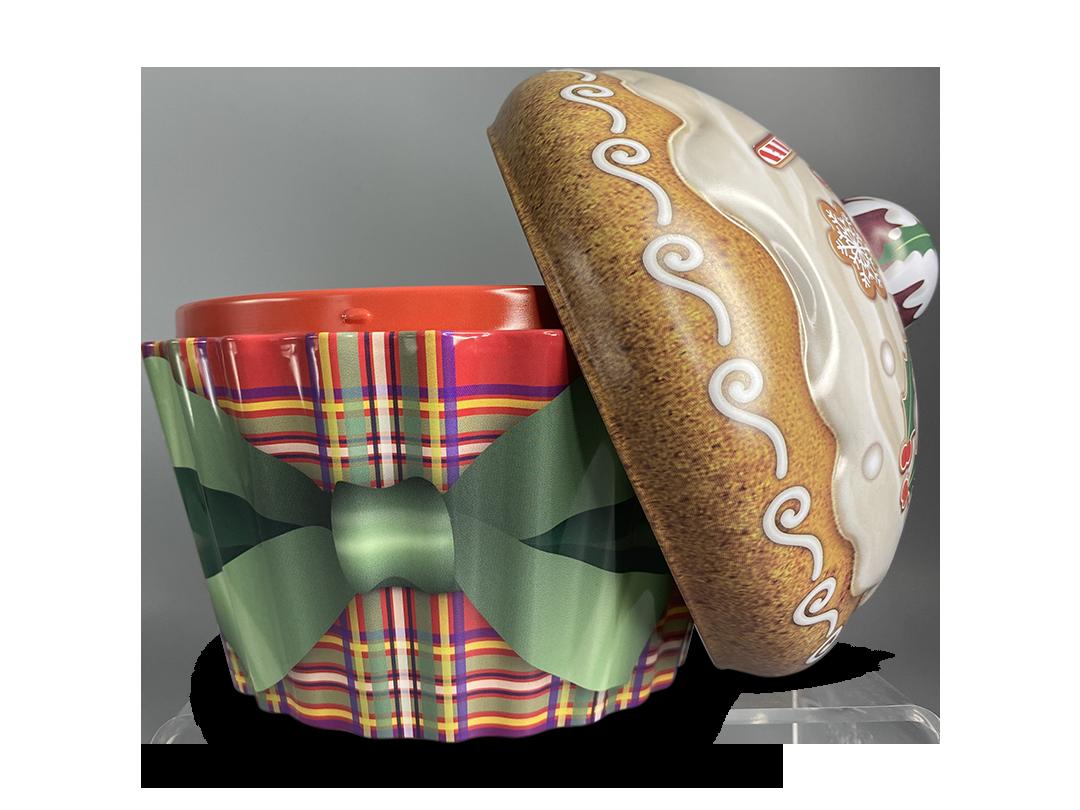 10205 Weihnachts Cupcake Pudding