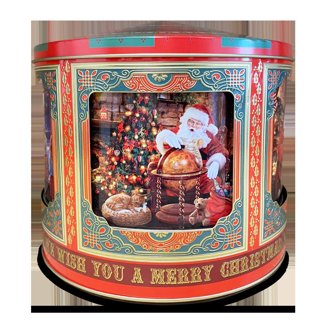 10311 Carillon grande Babbo Natale