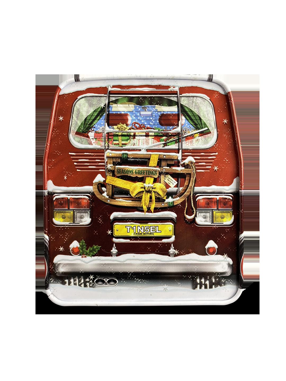 10100 Mini Camper natalizio - parte anteriore