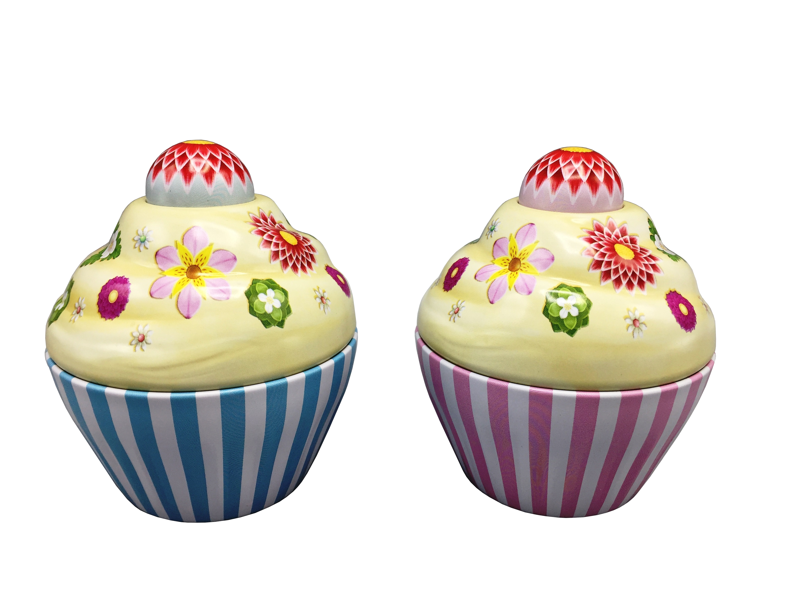 10210 Cupcake piccoli Happy Flower