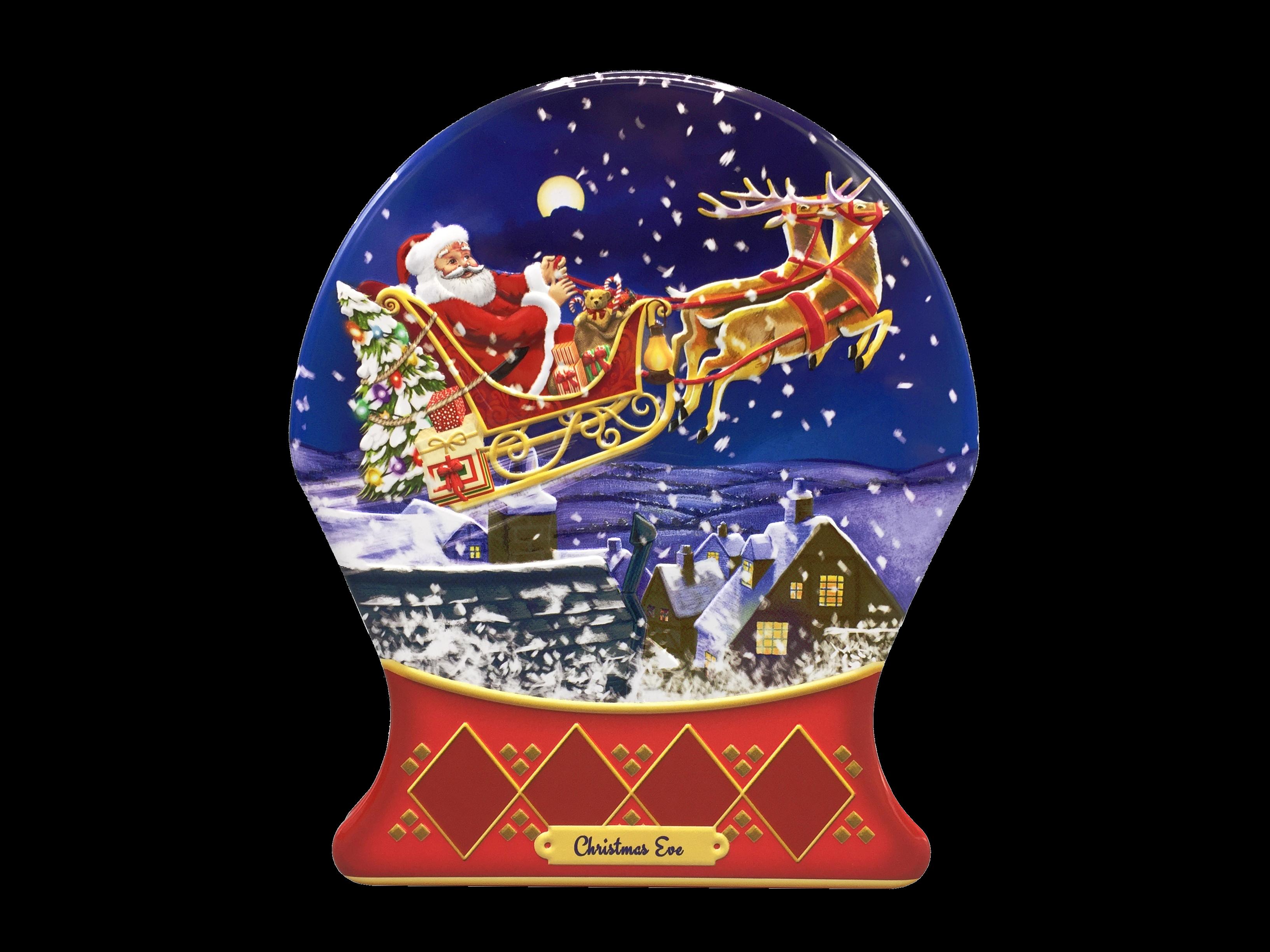 10441 Palla di vetro Christmas Eve